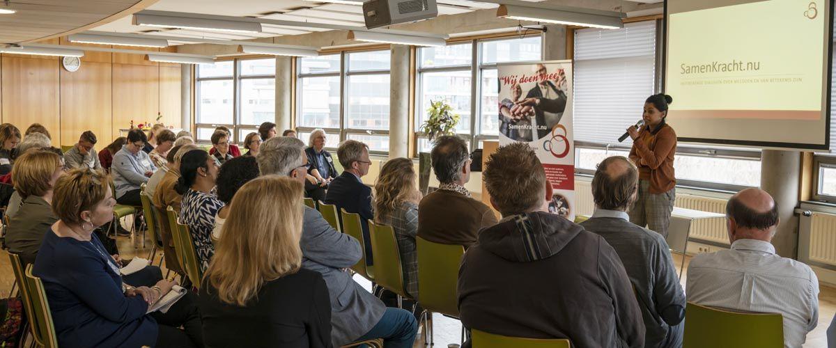 Landelijke inspiratiemiddag in Den Haag druk bezocht