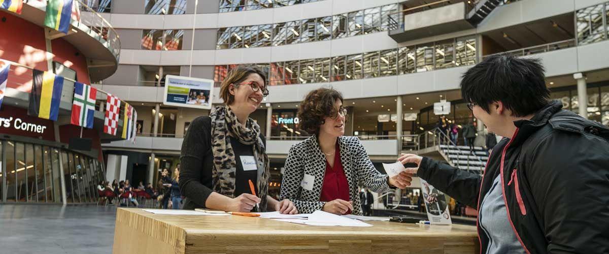 Foto's 14 maart: landelijke inspiratiemiddag in Den Haag