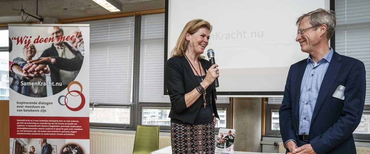 Henk Nies: waardig ouder worden