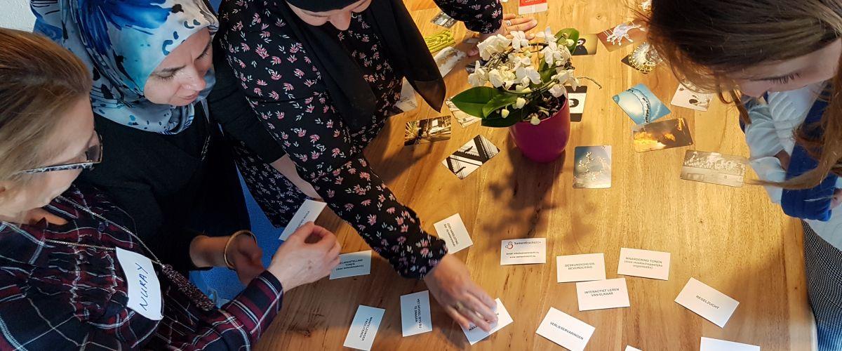 Samenkracht voor ouderen met Turkse achtergrond