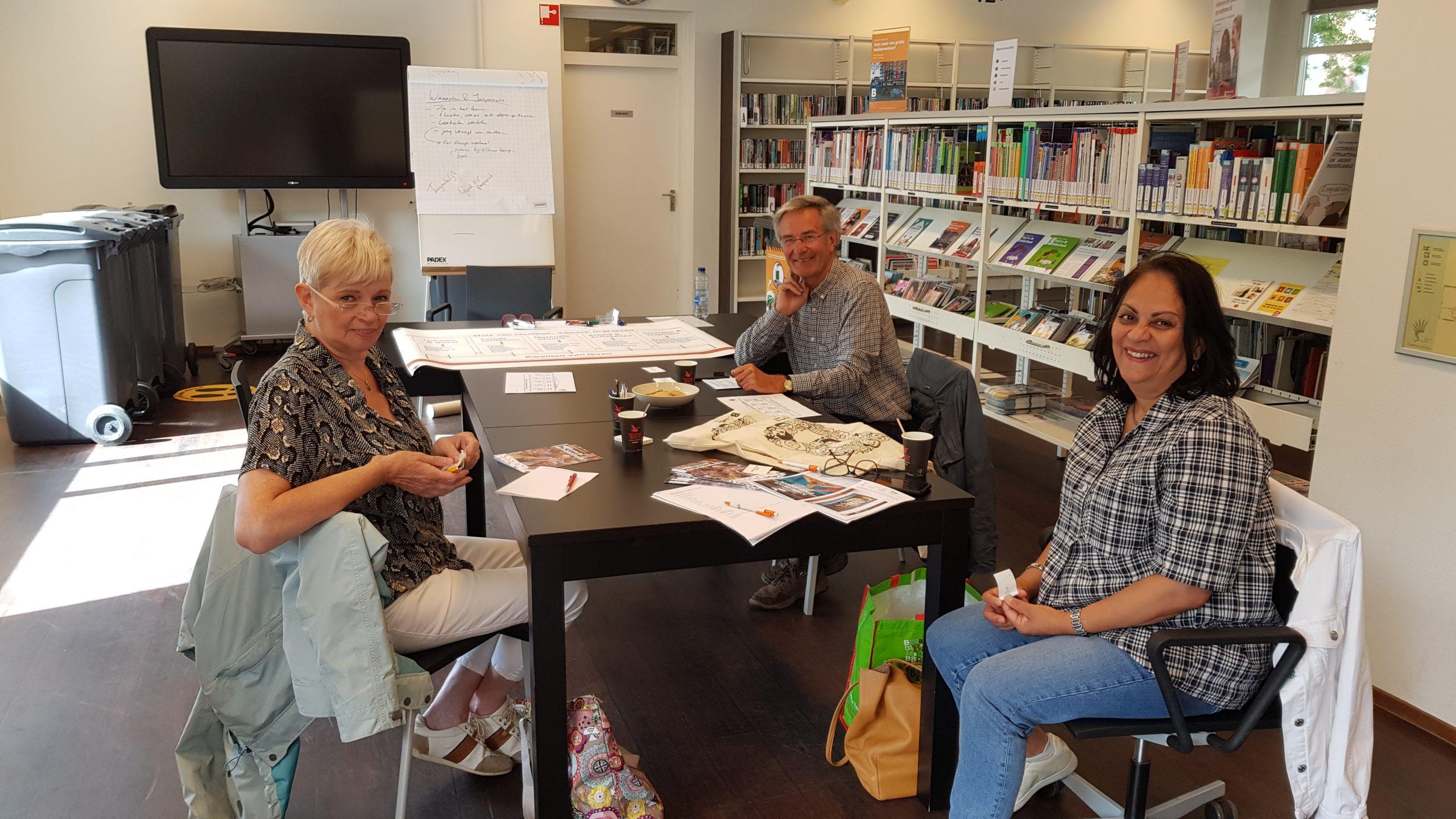 Coronaproof Samenkracht-ateliers!